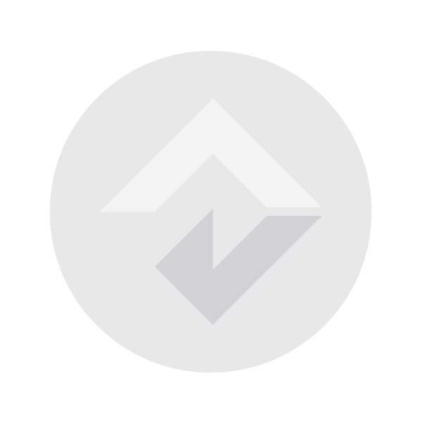 Scott Goggle Hustle Snow Cross black/orange amplifier red chrome