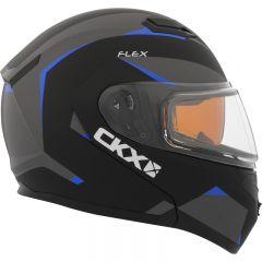 CKX Helmet Flex RSV Control Blue Electrical visor