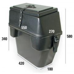 Sno-X Transport box Ski-Doo
