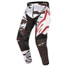 Alpinestars pants Racer Tactical, black/camo grey