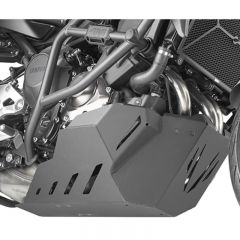 Givi Oil carter protector in black Aluminium Tracer 900/Tracer 900 GT (18-19)