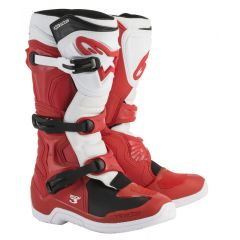 Alpinestars Boot Tech 3 Red/White
