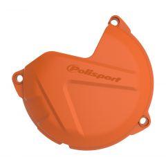 Polisport clutch cover prot. SX/EXC 250/300 13-16 orange