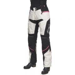 Sweep Textilepants Charisma WP Lady, white/black/pink