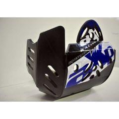 AXP Skid Plate Black Yamaha WR250F 15-18, WR450F 16-18 AX1346