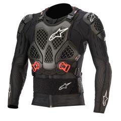 Alpinestars Protection Jacket Bionic Tech v2 Black/Red
