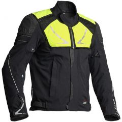 Halvarssons Textile jacket Walkyr Black