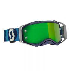 Scott Goggle Prospect blue/green green chrome works