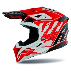 Airoh Helmet Aviator 3 Rampage red gloss
