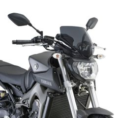 Givi Specific screen, smoked 28,5 x 36 cm (H x W) A2115