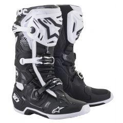 Alpinestars Boot Tech 10 Black/White