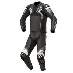 Alpinestars Leather suit 2-pcs Atem v4 Black/White