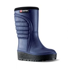 POLYVER Boots Winter Blue