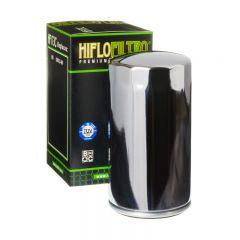 HiFlo oil filter HF173C chrome