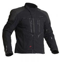 Halvarssons Textile Jacket Vansbro Black
