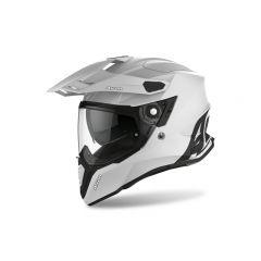 Airoh Helmet Commander Color concrete harmaa Matt