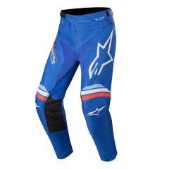 Alpinestars Racer Braap Pants Blue Off White