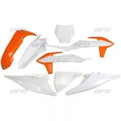 UFO Plastic kit 5-parts KTM SX/SXF125-450 OEM 999 2019