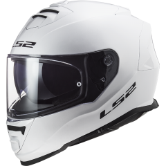 LS2 Helmet FF800 STORM SOLID  WHITE