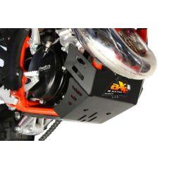 AXP Skid plate Black Beta 125RR 18- AX1487