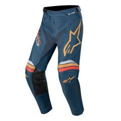 Alpinestars Racer Braap Pants Navy Orange