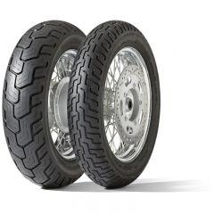 Dunlop D404F 140/80-17 69H TT WWW Fr. (Wide Whitewall)