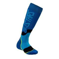 Alpinestars Socks MX Plus-2 Blue