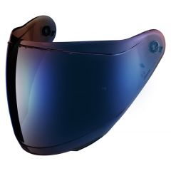 Schuberth M1 Visor blue mirrored