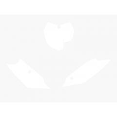 Blackbird Pre Cut Backgrounds white SX/SX-F 13-15