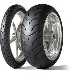 Dunlop D407 WWW 180/65B16 81H TL Re. Harley-Davidson (Wide Whitewall)