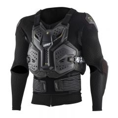 Leatt Safety Jacket 6.5 Black/Gray