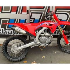HGS Exhaust system 4T Complete set CRF450 21-
