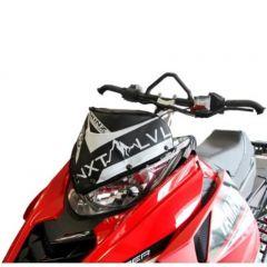 Skinz Next Level Windshield Pak Black 2014- Yamaha Viper