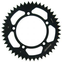 Supersprox Rear Sprocket Alu RAL-4:49 Black
