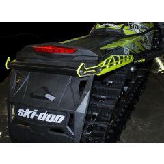 Racewerx Ski-Doo XM/XP Rear Bumper 163 Black