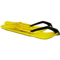 C&A PRO Skis XCS Yellow