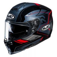 HJC Helmet RPHA 70 Coptic Black/Red MC1