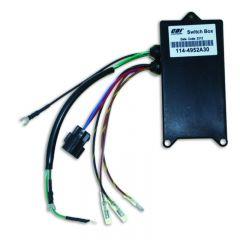 Cdi Elec. Mercury Cdi Elec. Mariner Switch Box - 2 Cyl.