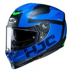 HJC Helmet RPHA 70 Balius Blue/Black MC2SF