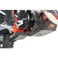 AXP Xtrem HDPE Skid plate Black Beta 125RR 18- AX1488