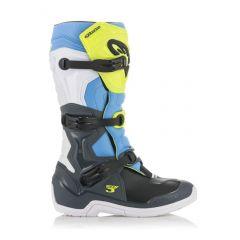 Alpinestars Boot Tech 3 FluoYellow/White/Blue