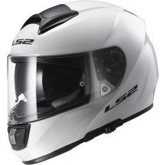 LS2 Helmet FF397 VECTOR Solid white