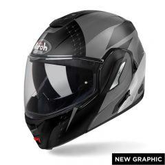 Airoh Helmet REV19 Leaden anthracite matt