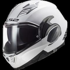 LS2 Helmet FF900 VALIANT II SOLID  WHITE