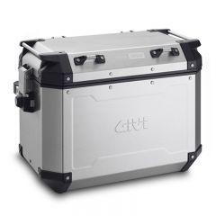 Givi Trekker Outback Restyled 48ltr  aluminium left side case