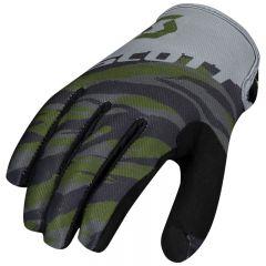 SCOTT Glove 350 Dirt green tan