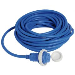 Insulated cap + cable 10m