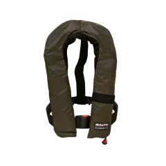 Baltic Flyfisher auto inflatable lifejacket green 40-150kg