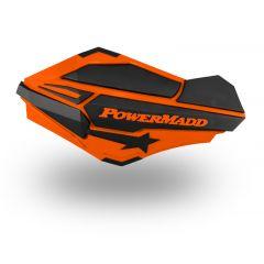 Sentinel Handguards, KTM Orange/Black