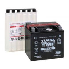Yuasa battery, YTX14L-BS (cp)